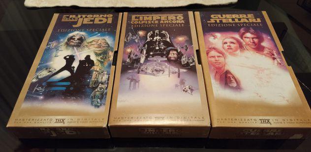 Guerre Stellari Edizione Speciale VHS - Foto 2