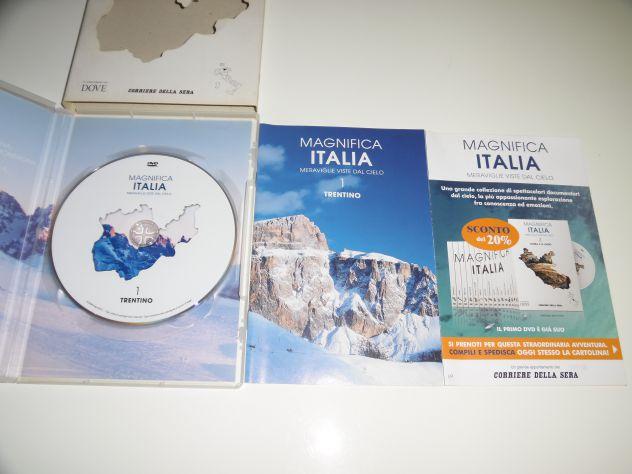 """UN DVD IN OTTIME CONDIZIONI,ORIGINALE,COMPLETO,RARISSIMO:""""MAGNIFICA IT … - Foto 5"""