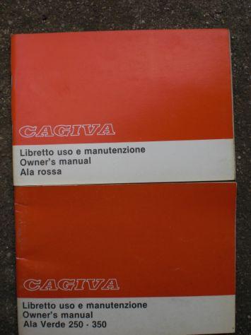 Cagiva manuali uso e manutenzione - Foto 3
