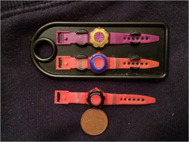 Orologi in plastica swatch