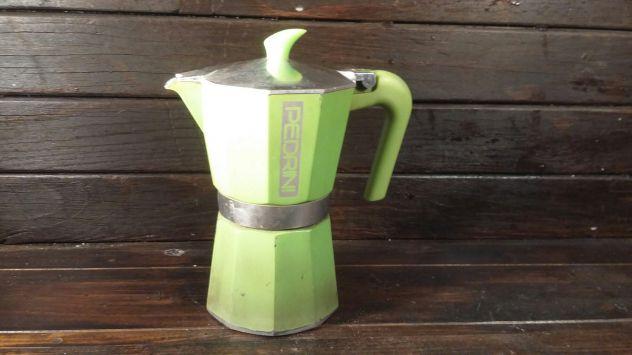 C62 caffettiera riuso Pedrini 6tz