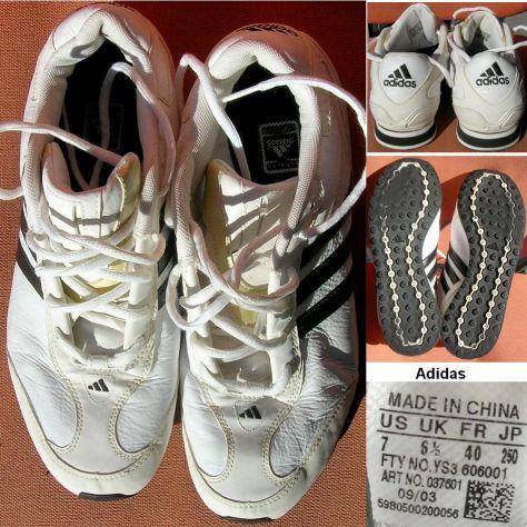 Scarpe Adidas Superstar nr 40  Usato (vedere foto)  Euro 19,00 (compre - Foto 2