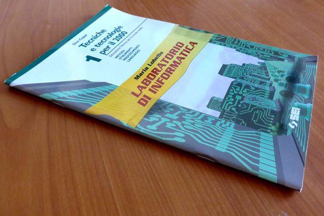 INFORMATICA con CD ROM di Maria Lobello e Gino Cappè - Foto 3