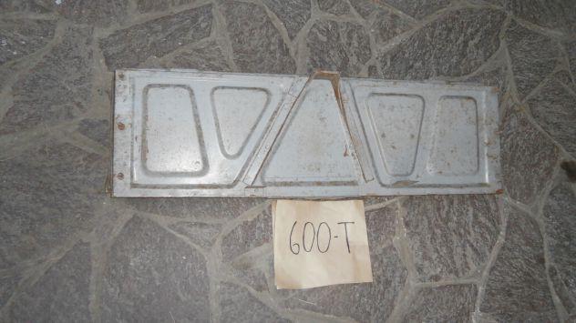 """Traversa motore Fiat 600t coriasco pulmino familiare """"NUOVA"""" - Foto 3"""