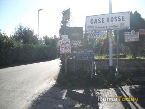 roma case rosse terreno edif. 1100 mq. ind. 0,60mc mq - Foto 3