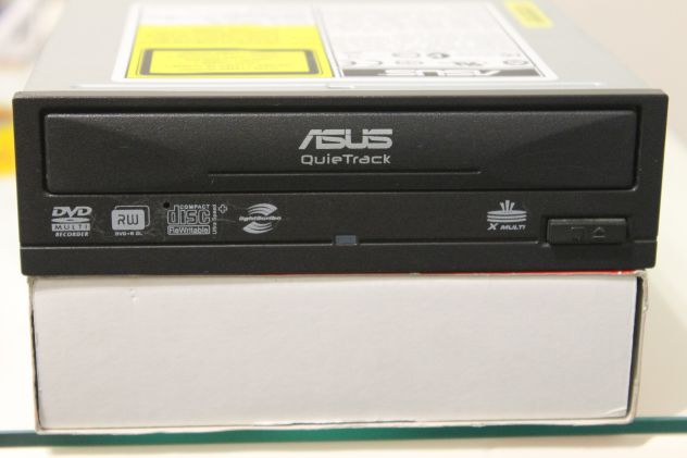 ASUS DRW-1814BL masterizzatore DVD LightScribe
