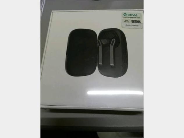Auricolari doppi smartphone, IPhone bluetooth 5.0 Nuovo