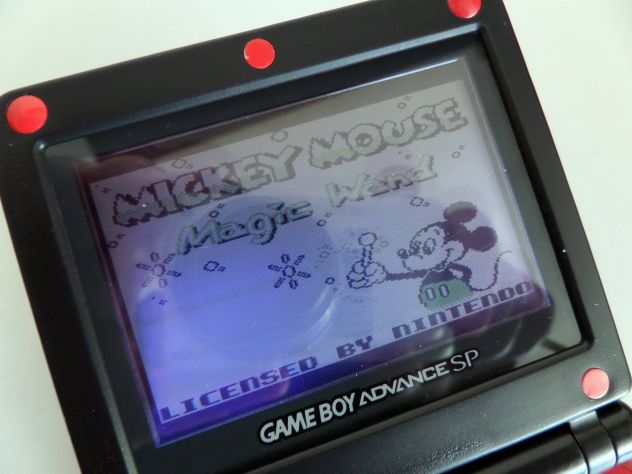 Cartuccia Game Boy Color / Advance. Multigioco 32 giochi in 1 - Foto 6