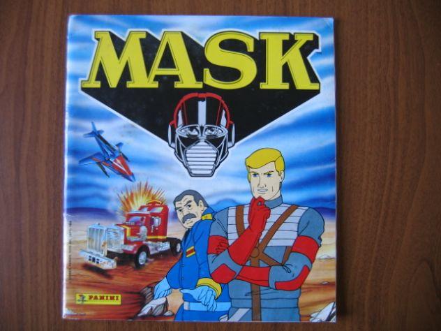 Album Figurine MASK 1986 Completo - Poster