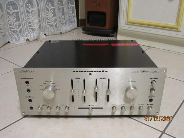 Audio Hifi Vintage Usato - Foto 4