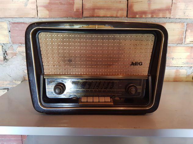 Stereo AEG 5056 WD