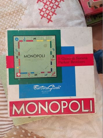 R74 - GIOCO - MONOPOLI