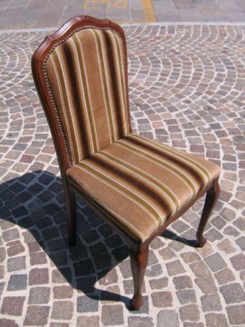 Sedie In Legno Imbottite.Miniature Sedia In Legno Annunci Bologna