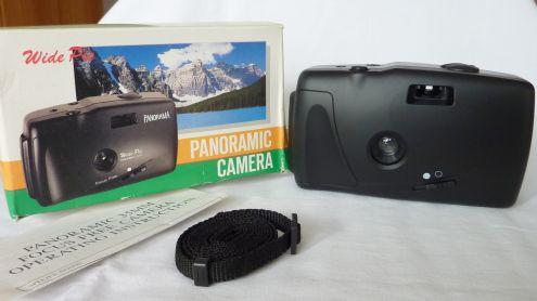 Macchina fotografica per realizzare foto panoramiche PANORAMIC CAMERA - Foto 2