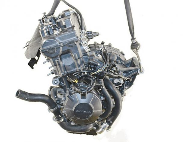 MOTORE KM 44.049 HONDA CBR 600 F PC41 2011 - 2013 PC41E ENGINE CARTER STRIS …