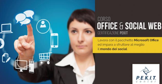 Office & Social Web - Corso base d'Informatica