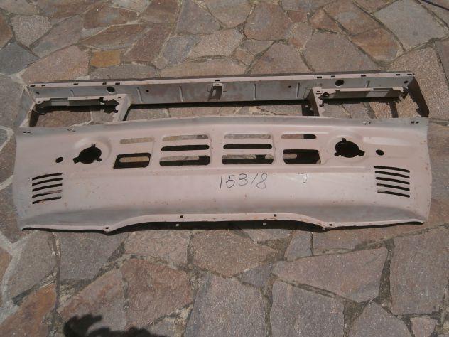 """Calandra anteriore Fiat 131 Racing Mirafiori Abarth""""NUOVA"""" Front  …"""