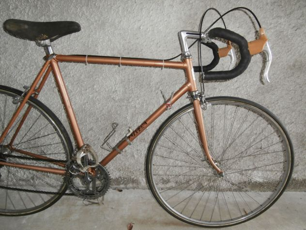 bici corsa ITALVEGA ideale per eroica - Foto 5