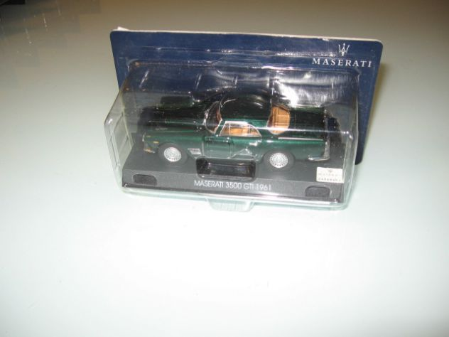 MASERATI 3500 GT ANNO 1961 NUOVO!!!! - Foto 4