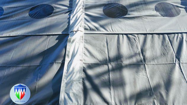 Coperture per Camper 4 x 10 in Pvc Chiara Luce Obló - Foto 6