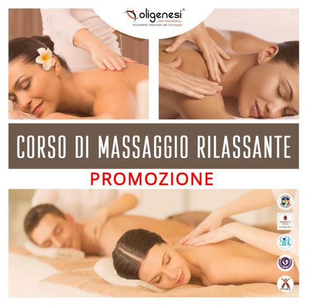 CORSO DI MASSAGGIO A POTENZA RICONOSCIUTO CSEN - Foto 4