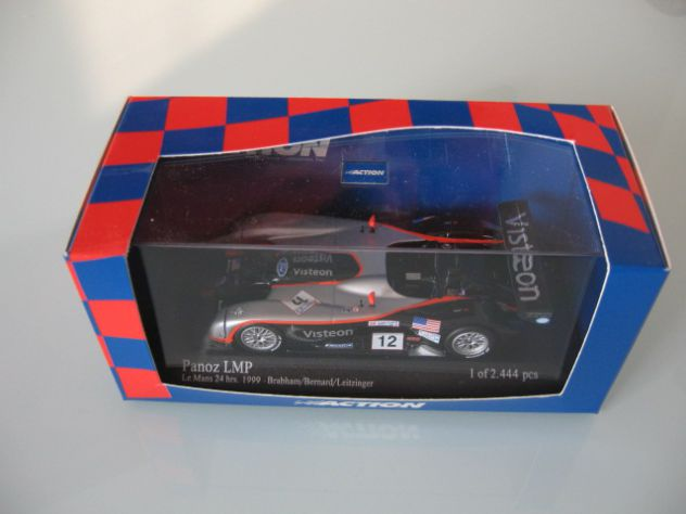 PANOZ LMP LE MANS ANNO 1999 NUOVO!!! IN SCALA 1:43