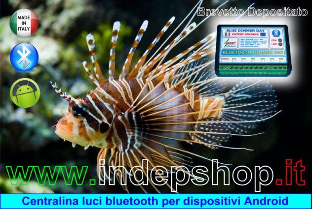 Led per acquario - Bianco Freddo 6500K - 20W - COB - Foto 4