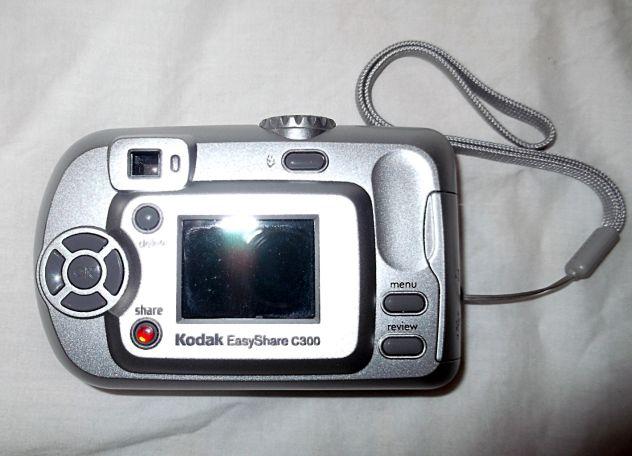 Macchina fotografica Kodak EasyShare c300 - Foto 2