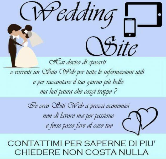 Siti per Matrimoni e Liste nozze