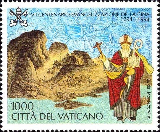 Francobolli nuovi annata 1994 Vaticano - Foto 6