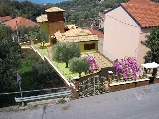 terreno con progetto via Roma