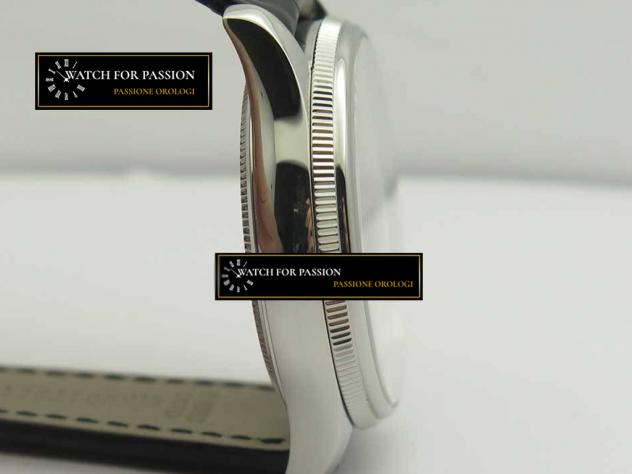 REPLICA ROLEX CELLINI REAL DATE  BEST EDITION QUADRANTE NERO E LANCETTE NER … - Foto 2