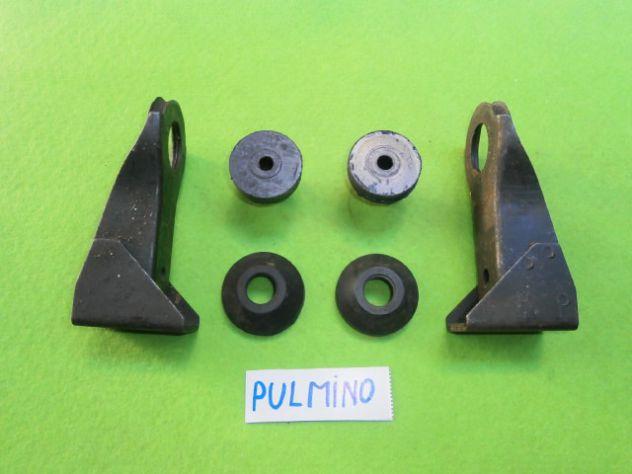 Supporti e tasselli sostegno cambio Fiat 850 900 pulmino NUOVI - Foto 4