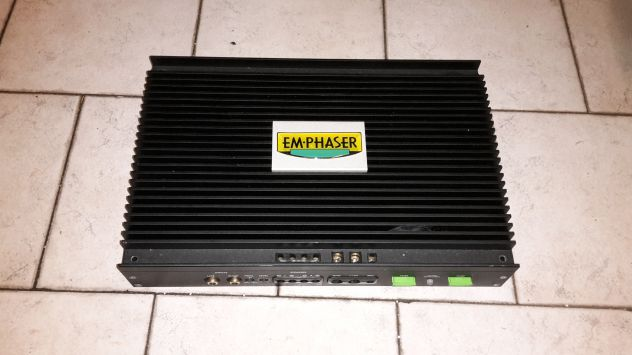 Amplificatore emphaser ea2190 old school  1320w