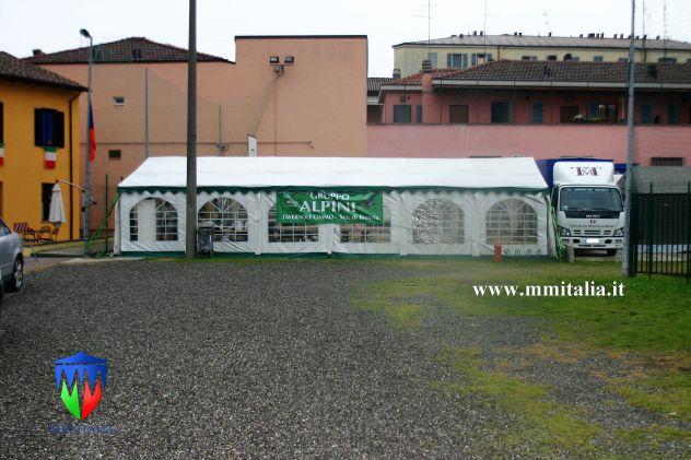Tendoni, Gazebo per ristoranti,Bar, Mense aziendali, da Campo Emergenza Covid 19 - Foto 6