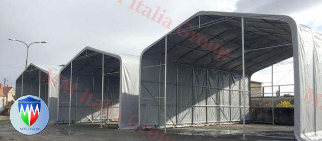 Tensostrutture, Gazebo, Coperture Agricole  Tunnel Industriali MM italia