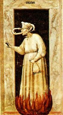 Giorgetti Saro ( L' Invidia di Giotto )