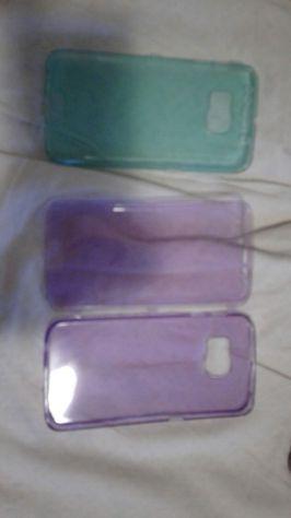 Cover in plastica per Samsung Galaxy s6 Edge