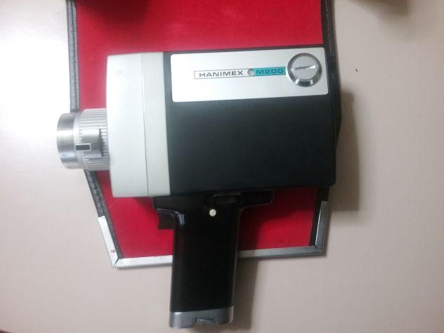 Videocamera HANIMEX mod. M200 TL Loadmatic