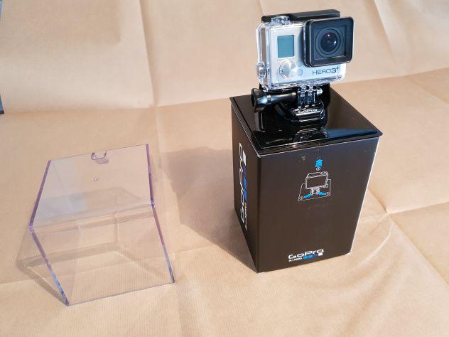 Vendo camera GOPRO HERO3+ BLACK EDITION nuova