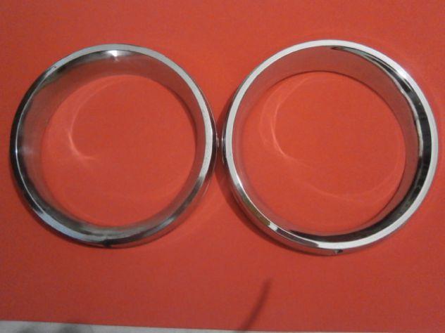 Autobianchi A112 elegant  anelli cornici cerchietti faro NUOVI