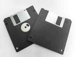 Floppy Disk da 720K e 144MB