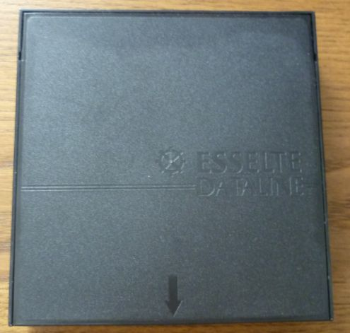 Esselte: custodia per floppy disk 5,25