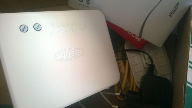 Modem /router sdsl wileless digicom -