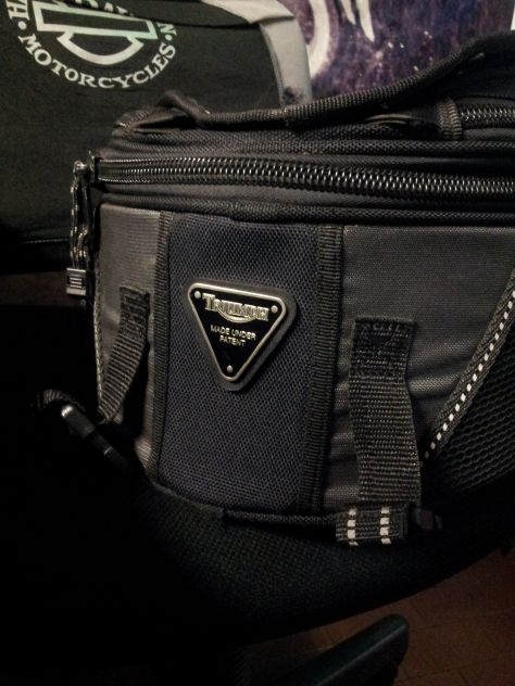 qualità eccellente famoso marchio di stilisti imballaggio forte Borsa da serbatoio originale Triumph - Annunci Pordenone