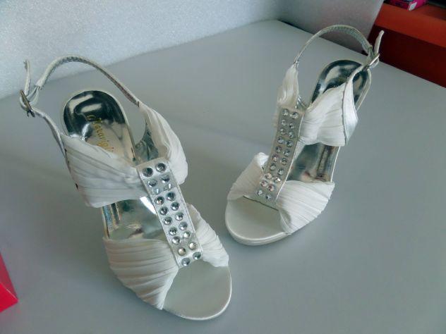 buy popular ba760 2c764 Scarpe da donna Da cerimonia (NUOVE) Stock magazzino ...
