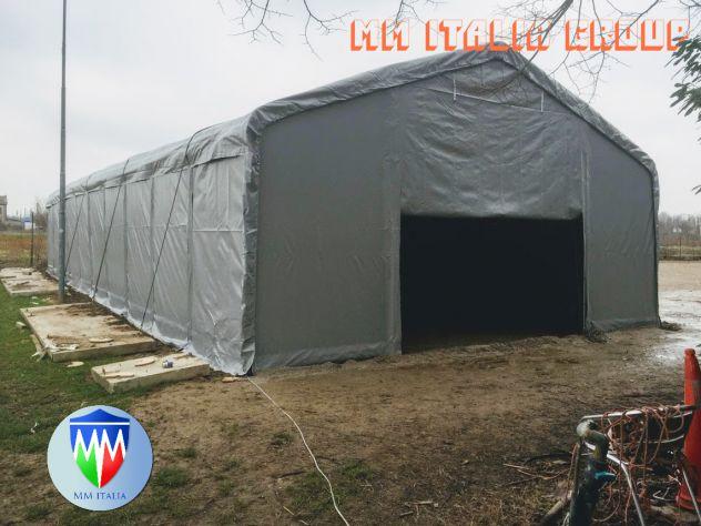 Offerta 2018 Tendoni, Coperture, Tendoni,  Agritunnel in pvc Ignifugo