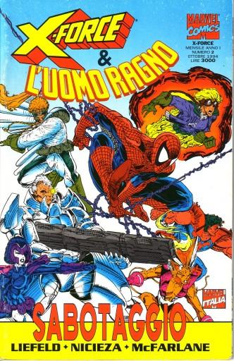 X-Force Marvel Italia