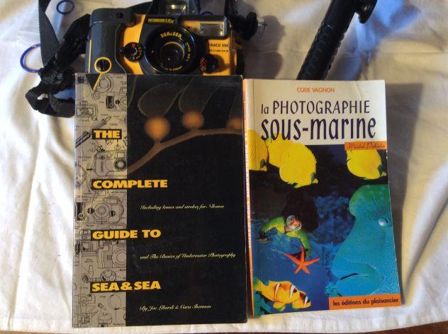 Sea & Sea Motormarine II, YS-60 TTL S, Wide Angle, Mirino - Foto 4