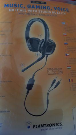 CUFFIE PLANTRONICS MOD. Audio 355 - Foto 3